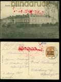 dt. Reich Post in Polen Mi # 9 EF auf AK Kowel Zensur Posen (34464)