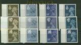Großbritannien Regionalmarken 1981 postfrisch (34745)