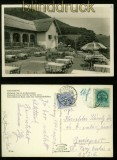 Ungarn sw-Foto-AK Kisfaludy-Haus mit Nachporto belegt 1941 (40334)