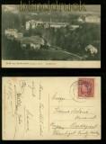 Zuckmantel sw-AK Österreichisch Schlesien Sanatorium 1918 (40337)