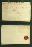 Vorphila-Brief Aurich 1788 mit Inhalt  (40975)