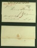 Vorphila-Briefhülle Freren nach Lingen (40980)