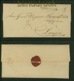 Vorphila-Brief Neuenhaus nach Lingen 1846 (40996)