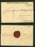 Vorphila-Brief Rheine nach Schepsdorf bei Lingen 1845 (41000)