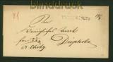Vorphila-Briefhülle Twistringen nach Diepholz (41003)