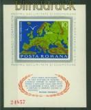 Rumänien Mi # Block 125 postfrisch (41218)