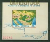 Rumänien Mi # Block 147 postfrisch (41220)10