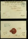 Vorphila-Briefhülle Lingen nach Meppen (41614)