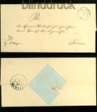 Dienstbriefhülle Meppen nach Freren (41620)