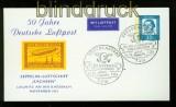 Berlin PP 31/8 Privatpostkarte SSt. Zeppelin 1965 (35074)