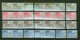 Frankreich Mi # 2314/17 (7) Vorausentwertungen postfrisch (35037)