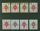 Isle of Man Porto Mi # 1/8 I postfrisch (34887)