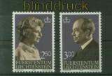 Liechtenstein Mi #  828/29 postfrisch (34911)