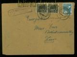 All. Besetzung Landpoststempel Möhlenwarf Fernbrief 1948 (35105)