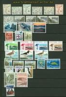 Faröer postfrische Sammlung 1975 bis 2001 teils mehrfach mit MH 650,00 Euro (41309)