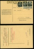 dt. Reich Mi # 512 MeF auf Drucksache Göttingen 1940 (40254)