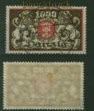 Danzig Mi # 121 gestempelt geprüft Infla Berlin (35198)