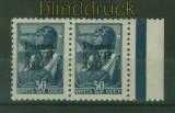 dt. Besetzung 2. WK Estland Pernau Mi # 9 I postfrisch waagerechtes Paar (35011)