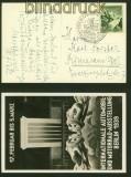 dt. Reich amtliche Olympia-Postkarte Nr. 15 Einzug des Herakles Recihssportfeld 1936 (34985)