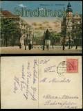 Königsberg farb-AK Stadttheater 1919 (d5899)