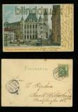 BREMEN Seiden-AK Gerichtsgebäude 1902 (d6234)