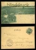 BISTENSEE sw-AK 2 Ansichten 1902 (d6333)