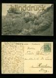 MALMEDY sw-AK Ruine Reinardstein 1908 (d6391)