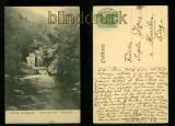 MALMEDY sw-AK Felsenquelle Pouhon des Cuves 1908 (d6403)