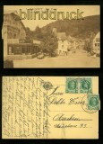 MALMEDY sw-AK Felsenquelle Pouhon des Cuves 1929 (d6404)