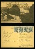 MALMEDY sw-AK Warchenne Palais du Gouvernement 1926 (d6406)