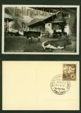 BERLIN sw-Foto-AK Grüne Woche Ostmärkische Geburgslandschaft 1939 (d6423)