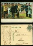 Apell farb-AK Kleiderapell Maint 1912 (d6424)