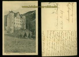 BROHLTAL sw-AK Schweppenburg 1913 (d5985)