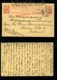 dt. Reich russische GSK als Kriegsgefangenensendung POW 1914  (35486)
