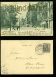 Altona sw-AK Königstrasse 1901 (d6708)