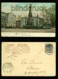 Altona farb-AK Siegesdenkmal 1905 (d6712)