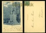 Altona sw-AK Bismarck-Denkmal 1899 (d6714)