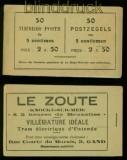 Belgien Markenheftchen MH # 13 d (c) postfrisch (35473)