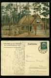 RUDCZANNY farb-AK Verkaufstelle am Kurhaus 1939 (d0048)