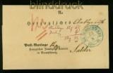 Braunschweig Post-Auslage Herzogliches Intelligenz-Comtoir  (41825)