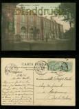 Arleux-du-Nord farb-AK La Mairie 1906 (a2106)