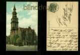 HANNOVER farb-AK Aegidienkirche 1910 (d6594)