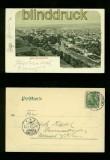 BAD KREUZNACH sw-AK Totalansicht 1903 (d6665)