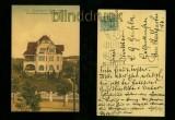 AHRENSBURG farb-AK Villa Eigenheim 1911 (d6684)