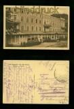 BAD REINERZ sw-AK Hotel Bayrischer Hof 1928  (d6700)