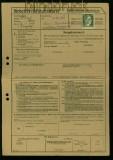 dt. Reich Mi # 794 auf Arbeiter-Urlaubskarte München 1943 (41865)
