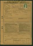 dt. Reich Mi # 794 auf Arbeiter-Urlaubskarte München 1942 (41866)