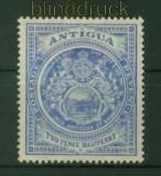 Antiqua Mi # 29 Siegel postfrisch (35526)