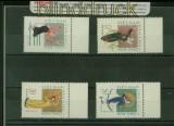 Vietnam - Nord Mi # 201/04 gezähnt und geschnitten postfrisch (35560)