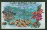 Türkei Mi # Block  34  Int. Jahr des Ozeans postfrisch (35566)